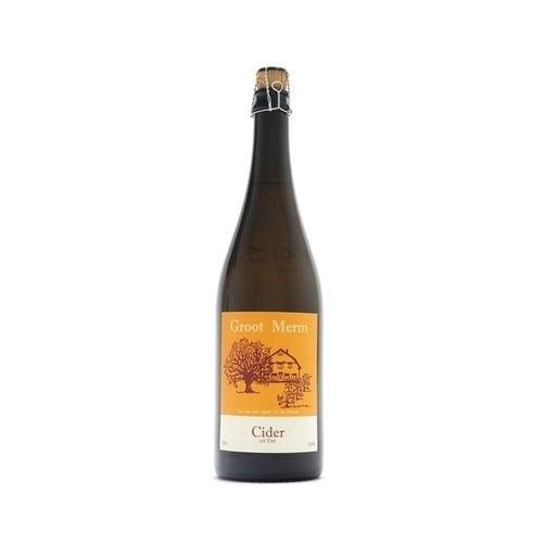 Groot Merm Cider 75cl