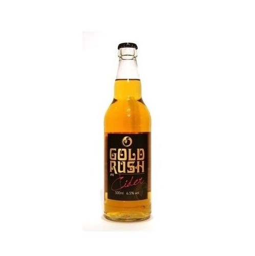 Oliver's Gold Rush Cider 50cl