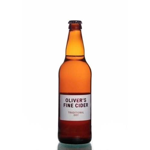 Oliver's Traditional Dry Cider 50cl