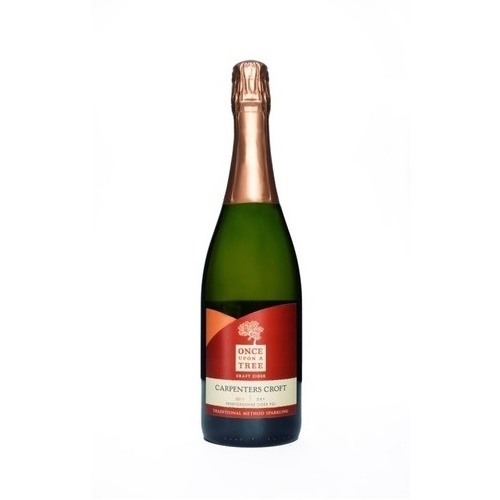 Once Upon A Tree Carpenter's Croft Traditional Method Sparkling Cider 75cl