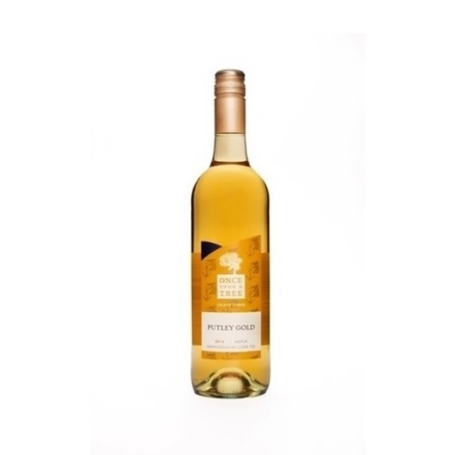 Once Upon A Tree Putley Gold Cider 75cl