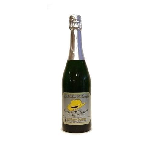 Les Bulles Ardennaises Cidre de Lalobbe Cuvée Prestige 75cl