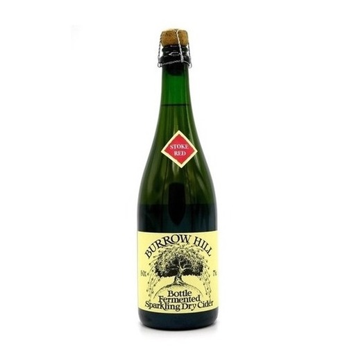 Burrow Hill Stoke Red Cider 75cl