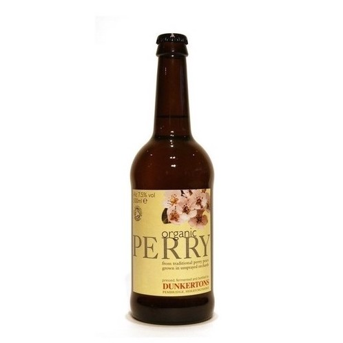 Dunkertons Organic Perry 50cl