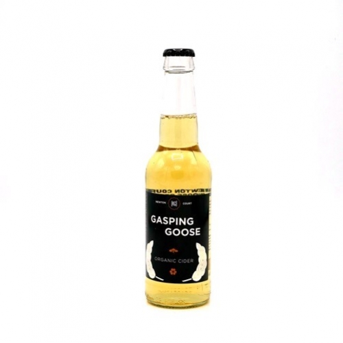 Newton Court Gasping Goose Cider 33cl