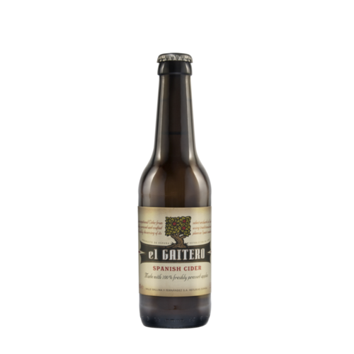 El Gaitero Spanish Cider 33cl