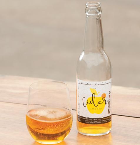 Cider Amsterdam Brut 33cl