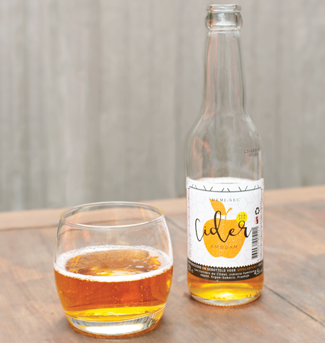 Cider Amsterdam Demi-Sec 33cl