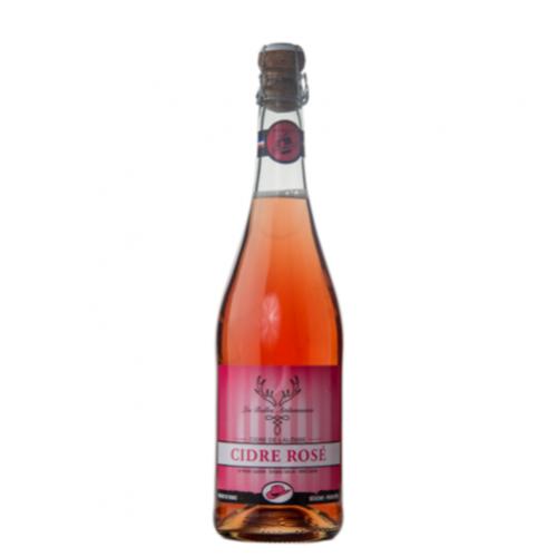 Les Bulles Ardennaises Cidre Rosé 75cl