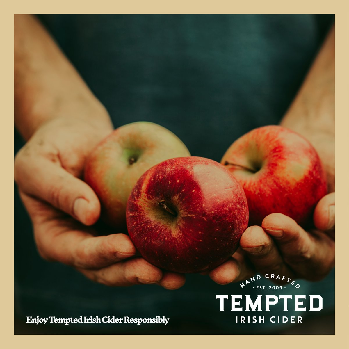 Enjoy Tempted Cider