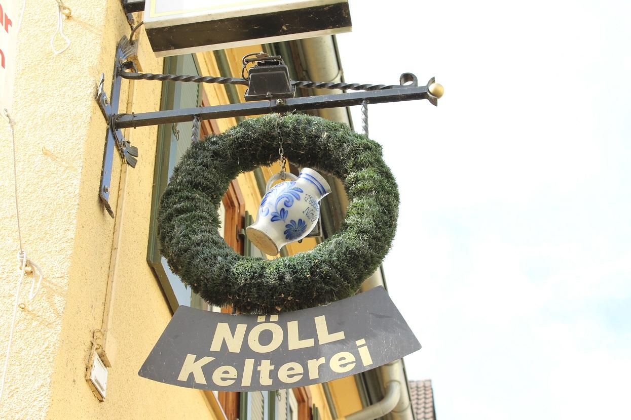 Kelterei Nöll Frankfurt