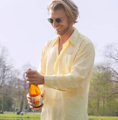 Here comes Bubble Cider Amsterdam