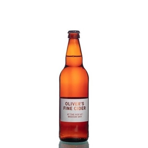 Oliver's Fine Cider At The Hop Medium 50cl