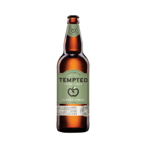 Tempted Cider Elderflower 50cl