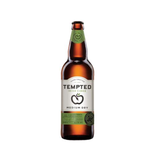 Tempted Cider Medium Dry 50cl