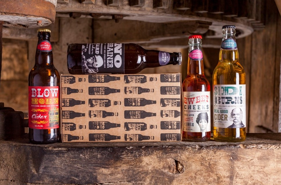 Giftbox Cotswold Cider Company