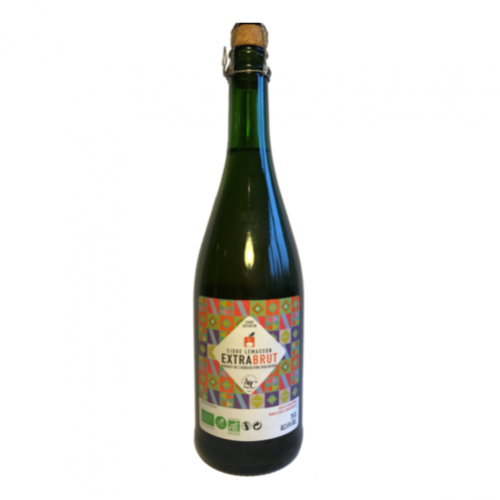 Lemasson Cidre A.O.C. Cotentin Extra Brut 75cl