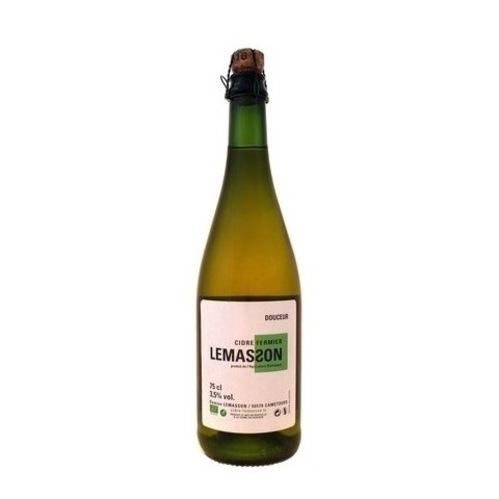 Lemasson Cidre Douceur 75cl