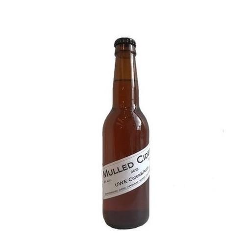 UWE Mulled Cider 33cl