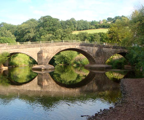 Skenfrith Bridge