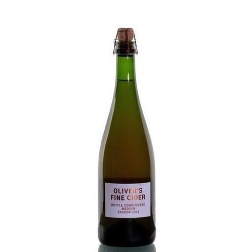 Oliver's Bottle Conditioned Medium Cider 75cl