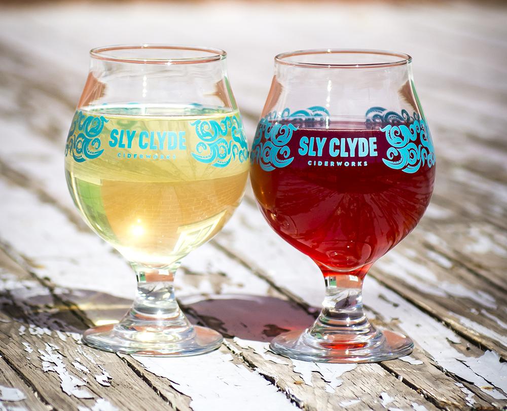 Sly Clyde Cider