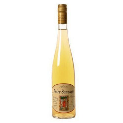 Distillerie Du Plessis Poire Sauvage